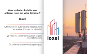 Installer une antenne-relais avec LOXEL